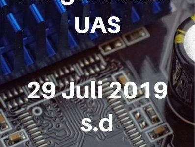 Penyelengaran UAS Genap 2018-2019